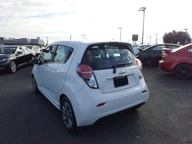2015 Chevrolet Spark EV (White)