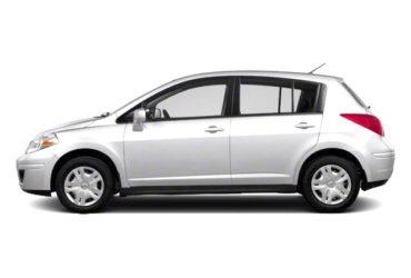 2011 Nissan Versa White