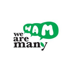 wam-we-are-many-logo